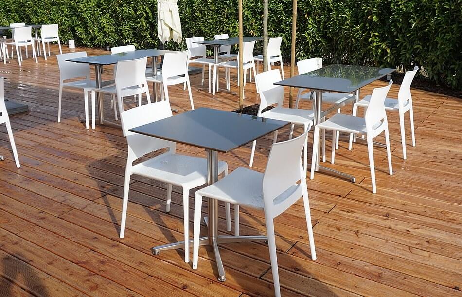 Mobilier de terrasse en Suisse romande : Meubles Gaille