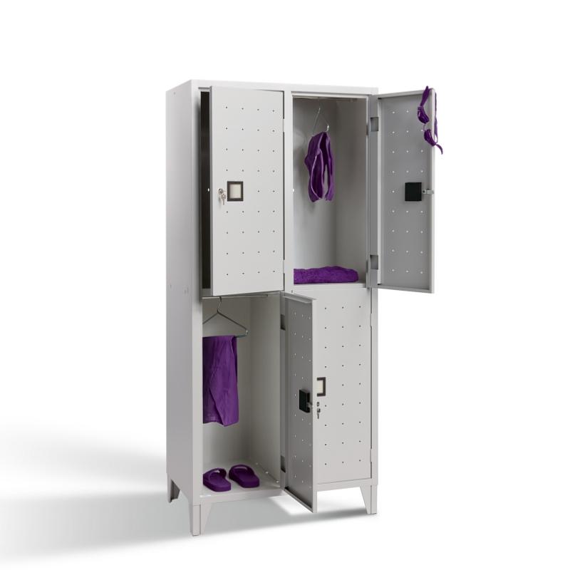 casier vestiaire pas cher fabulous cool image armoire. Black Bedroom Furniture Sets. Home Design Ideas