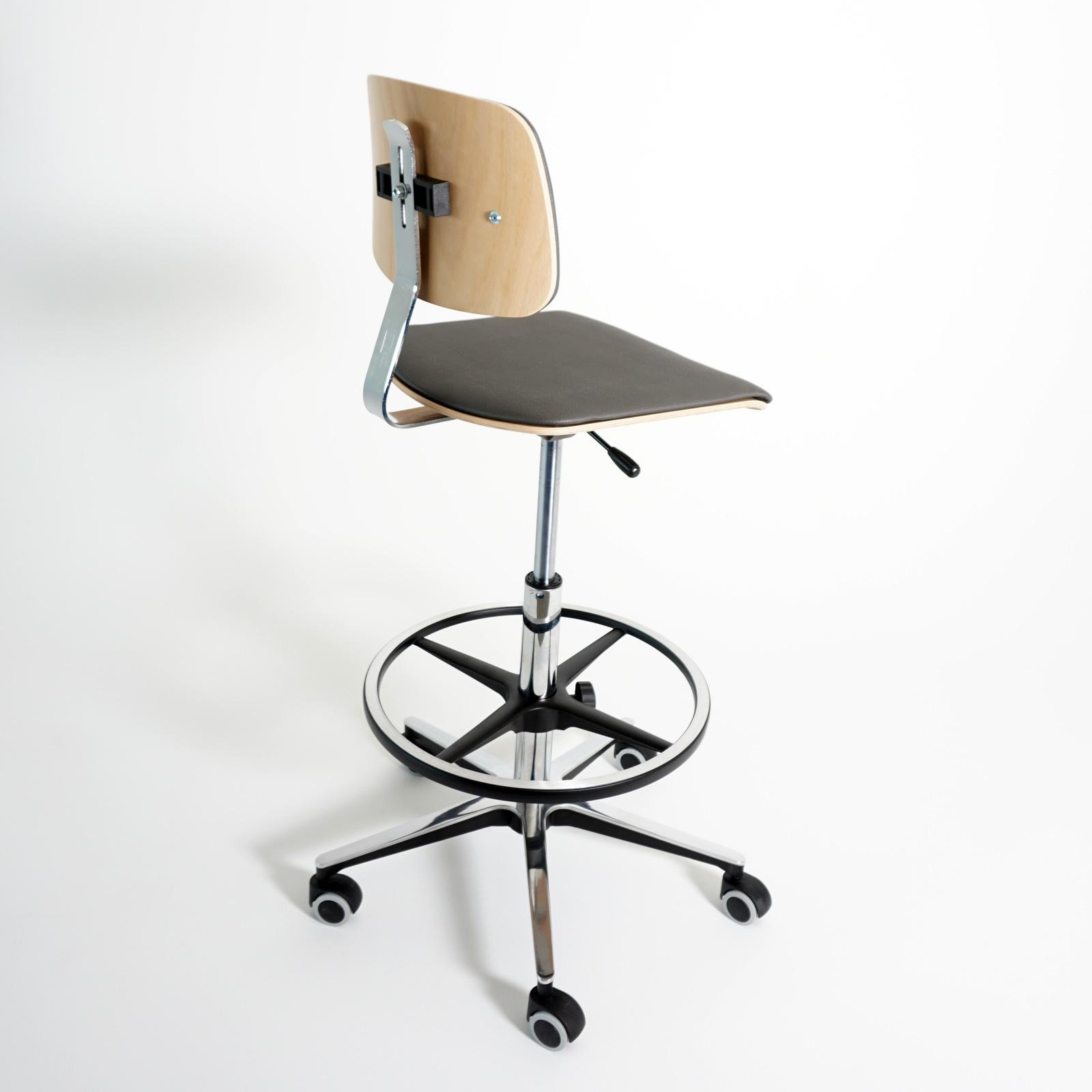 Chaise de travail technique pour atelier et tabli d for Chaise de travail