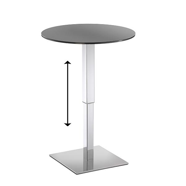 Tables de caf restaurant vocation professionnelle en for Table telescopique cuisine